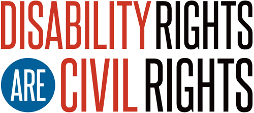 DisabilityRightsAreCivilRights